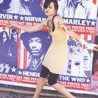 Milla Jovovich в Muse Magazine