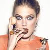 Съёмка: Констанс Яблонски для Vogue