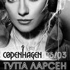DJ-set Тутты Ларсен на рейве RIP MTV в клубе Copenhagen