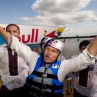 Red Bull Flugtag или полет ванны над строгинской поймой