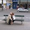 Пожилые влюбленные пары