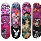 Дизайн скейтбордов от Carhartt и Yama