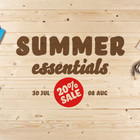 SALE: Summer Essentials by FOTT