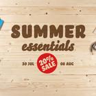 SALE: Summer Essentials by FOTT