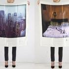 """Polaroid""-ные платки от Philippe Roucou"