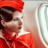 Луки стюардесс со всего мира