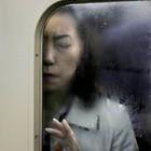 Час пик в метро. Токио