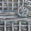 Выставка произведений московского художника Гали Луцкой «Проволока»