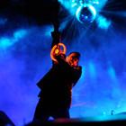 Лазерный костюм Боно
