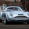 Воскрешение Aston Martin DB4 GT Zagato
