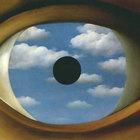 Рене Магритт-небо в его глазах