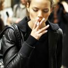 Главная модель показа Chanel Фрея Бея Эриксен