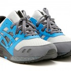 Asics Gel Lyte III X Ronnie Fieg Super Blue for Dav