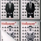 Baptiste Giabiconi for Wallpaper October 2009