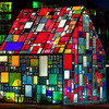 Tom Fruins Outdoor Sculpture