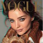 3 новых обложки Vogue: Италия, Мексика и Австралия