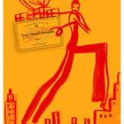 Картинки француской художницы для Veuve Clicquot