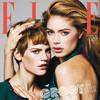 Обложки: D, Elle и Marie Claire