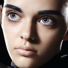 Маша Тельна – модель с удивительно большими глазами