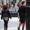 Street fashion Англия
