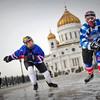 64 российских спортсмена прошли боевое крещение льдом!