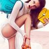 Cьемка: Барбара Палвин для Vogue Spain Febriary 2012