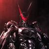 Дизайнер Final Fantasy нарисовал свою версию Бэтмена