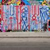 Историю граффити на одной стене восстановили с помощью Google Street View