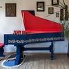 Создан музыкальный инструмент по чертежам да Винчи