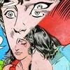 Зловещие и мрачные ретро-иллюстрации, переделанные из детских комиксов