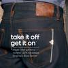 Аdidas собирает старые джинсы