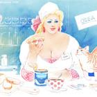 Иллюстратор Софья Голованова