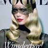 Съёмка: Клаудия Шиффер для немецкого Vogue