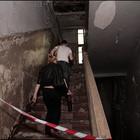 2010-05-15. Москва. Дом Наркомфина. Выставка со взломом