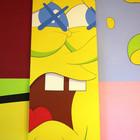Выставка художника и дизайнера KAWS