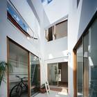 Дом в Японии от takeshi hosaka
