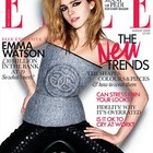 Emma Watson for ELLE UK, August 2009