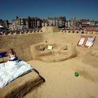 Отель из песка