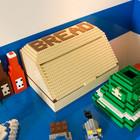 Lego дом