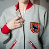 Украинская марка COOLHERE выпустила университетские куртки