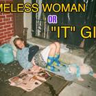 У богатых свои причуды или Homeless look