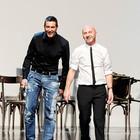 Показ Dolce & Gabbana на iPhone