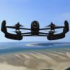 Новый дрон Parrot управляется с помощью Oculus Rift