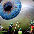 З - х этажный «Глаз» посреди Прицкер-Парка в Чикаго