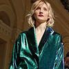 A'la Russe FW 2011: пальто в пол и широкие брюки