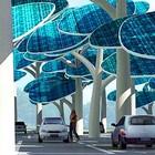 Урбанистические леса на солнечных батареях