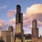 Смотровая площадка на самом высоком небоскрёбе США