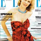 Eva Herzigova, Elle Italy July 2009