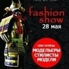 "Fashion Show на выставке ""Самураи Art of War"""