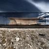 Norwegian Wild Reindeer Centre Pavilion by SNHETTA на thisispaper.com